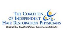 Member logo - The Coalition of Independent Hair Restoration Physicians